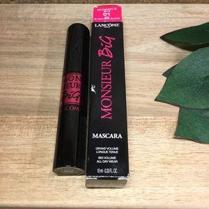 New LANCÔME Monsieur Big Mascara - Black